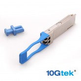 For Dell 407-BBSL, Dell networking transceiver QSFP28 100GBase LR4, LC, SMFup to 10km