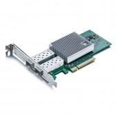 10G Network Card, Dual SFP+ port, X8 Lane, Intel X710-DA2 equivalent