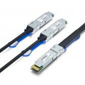 400G QSFP-DD to 2x200G QSFP56 Breakout DAC, Passive, 0.5~2 meters