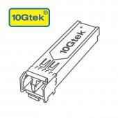 1.25Gbps CWDM SFP, 80km, 1530nm Single-Mode Optical Transceiver